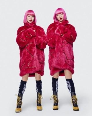 Moschino x H&M Lookbook51