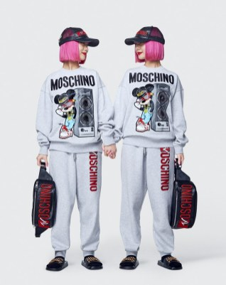 Moschino x H&M Lookbook53
