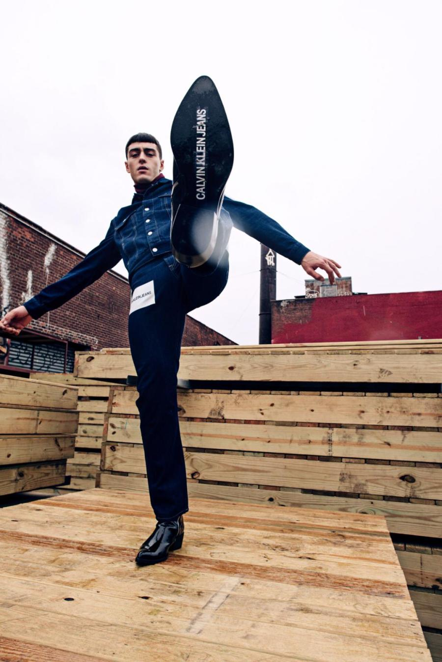 The Unmistakable Andres Sanjuan for Fguk Magazine