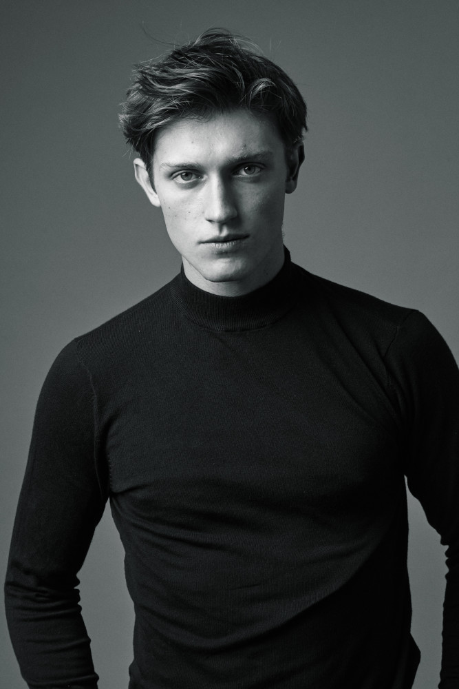 Model Alert: Callum Ball pics by Bartek Szmigulski