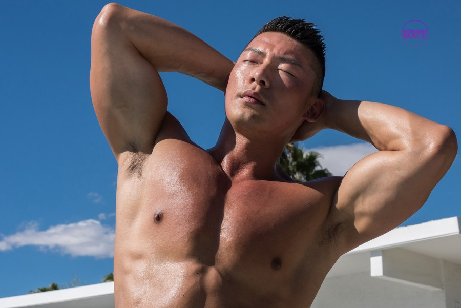 He Leads, We Follow - Chris Wang in Pics by Ben Veronis