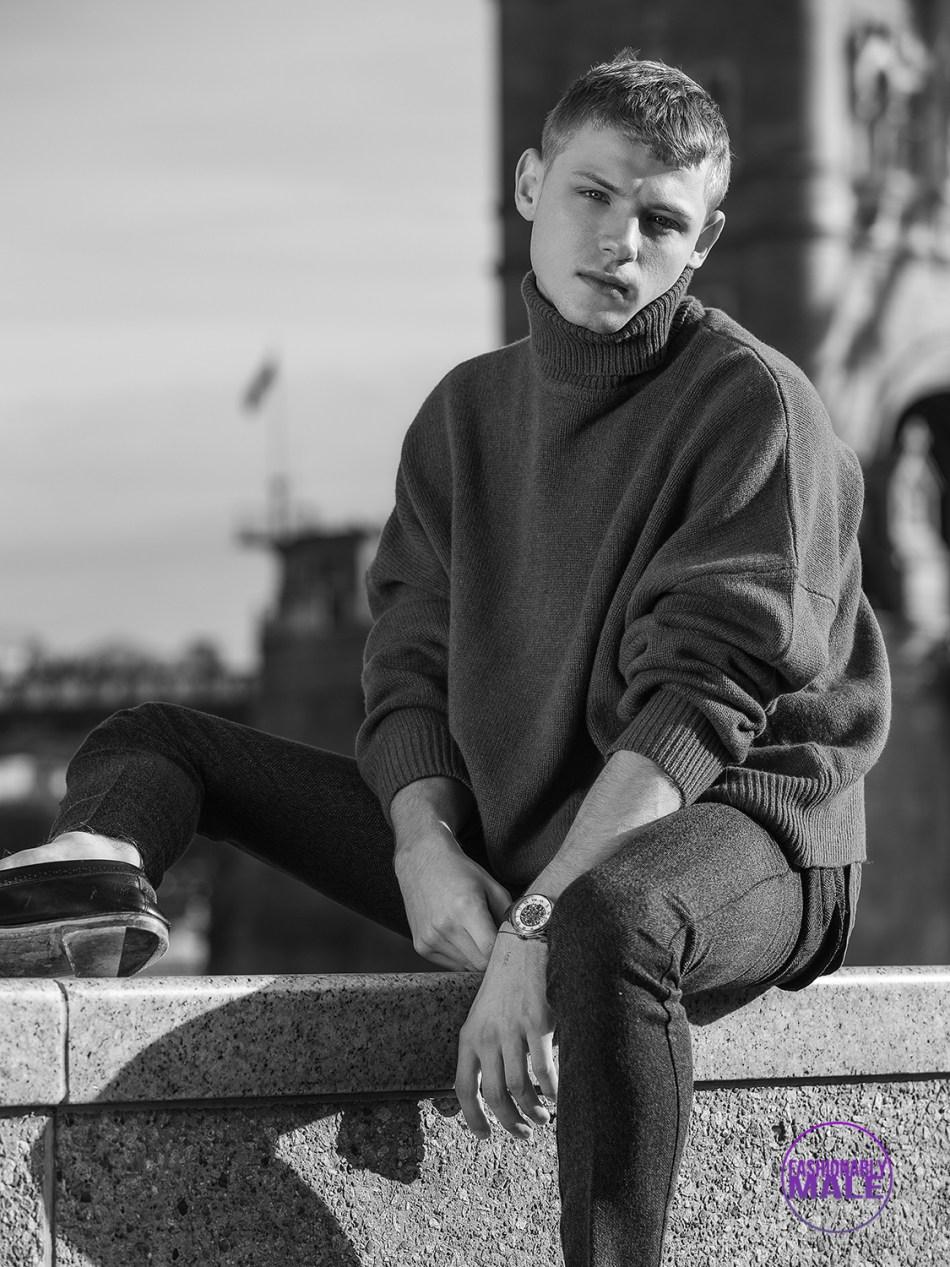 Jason Oung shots Harry Bullen in London