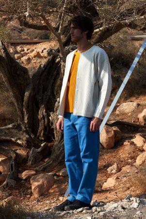 Homme Plissé Issey Miyake Menswear Spring Summer 201912