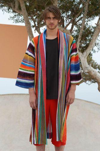 Homme Plissé Issey Miyake Menswear Spring Summer 201926