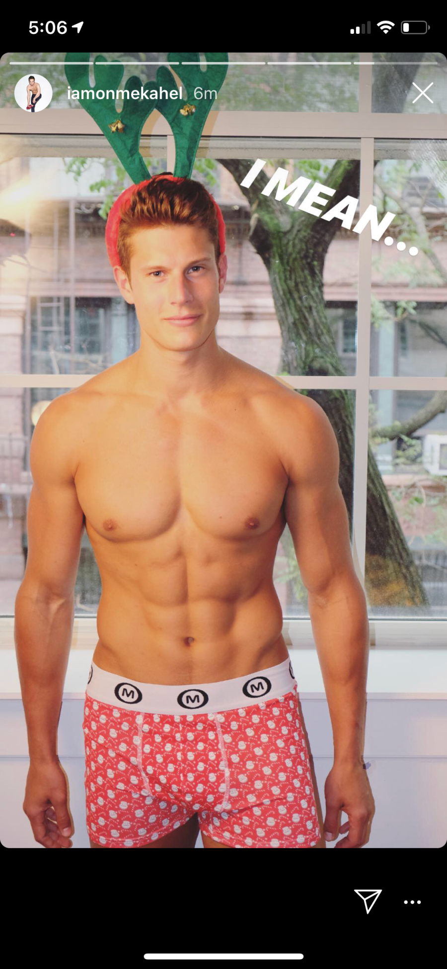 SoHo Based M.O. Underwear reveals Holiday Collection