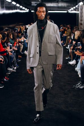 Alexander Wang Collection 2 Fall Winter 2019 New York1