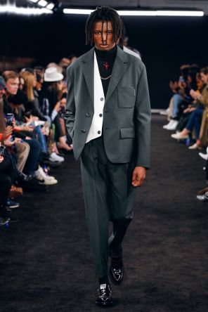 Alexander Wang Collection 2 Fall Winter 2019 New York20