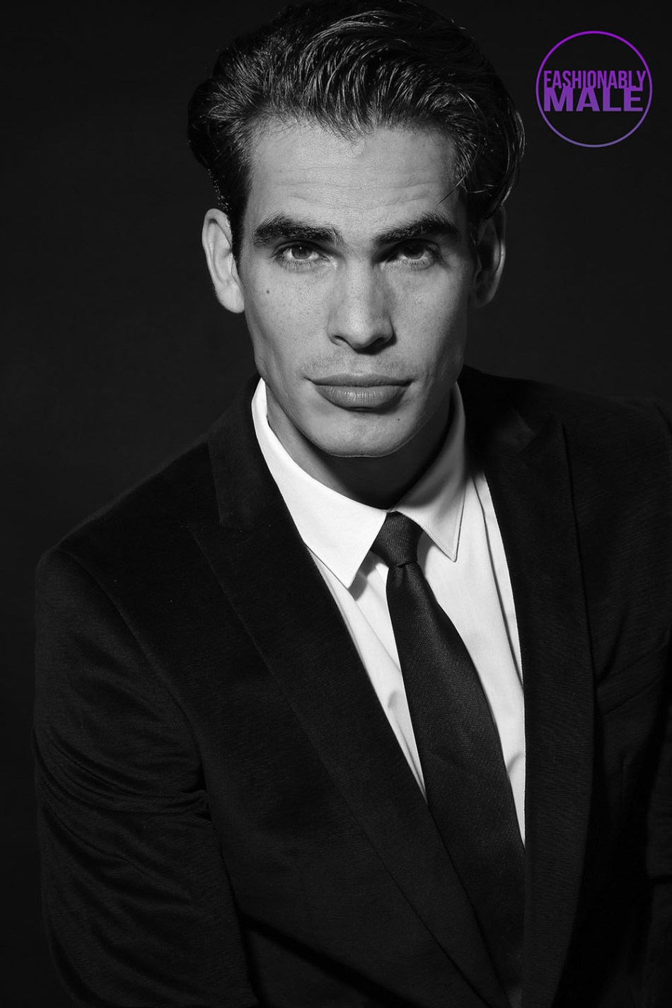 Felipe Villagrana by Afif Kattan for Fashionably Male1