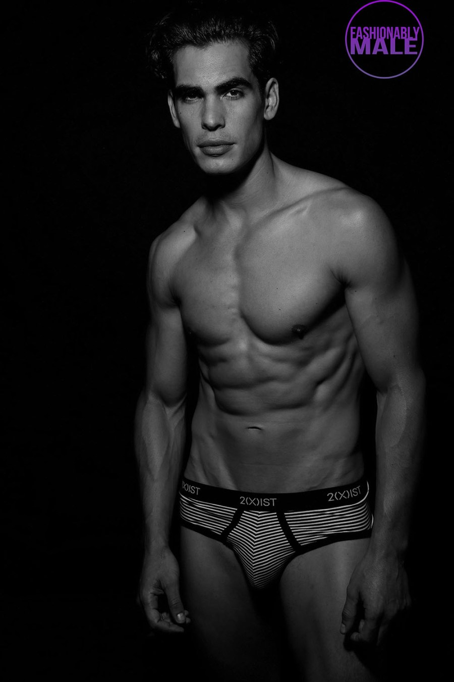 Felipe Villagrana by Afif Kattan for Fashionably Male4