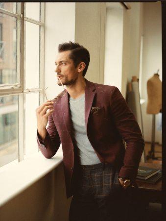 MANGO Man presents Icon of Style 2018: David Gandy