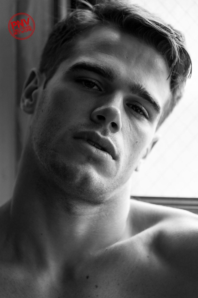 """""""Living on Tucker Time"""" – Model/actor Tucker Des Lauriers With Images by Nick Andrews"""