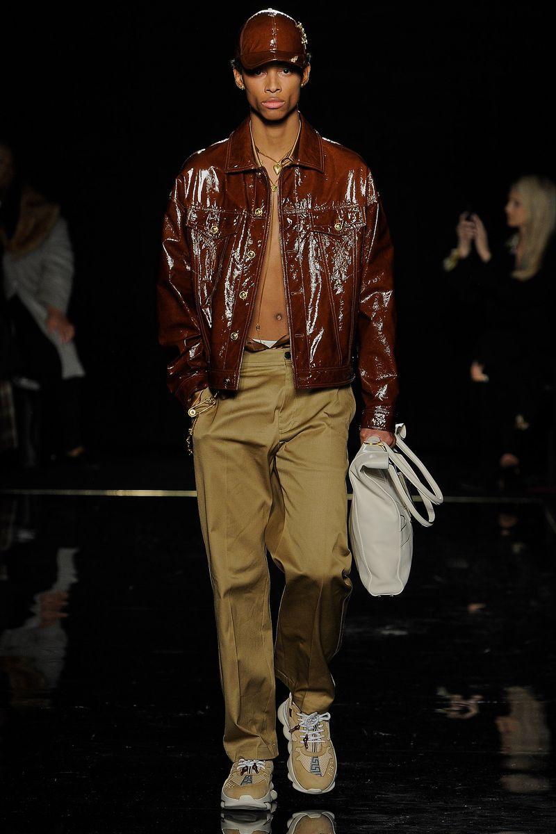 Versace Pre Fall 2019 New York