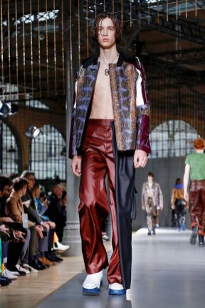 Acne Studios Menswear Fall Winter 2019 Paris18