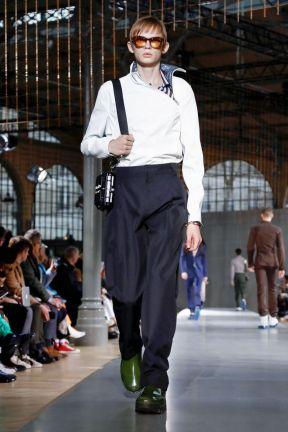 Acne Studios Menswear Fall Winter 2019 Paris28