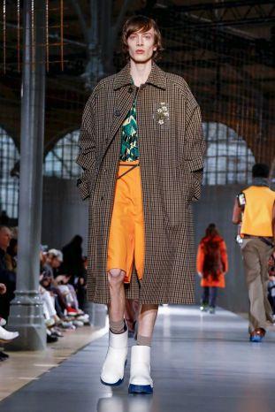 Acne Studios Menswear Fall Winter 2019 Paris41