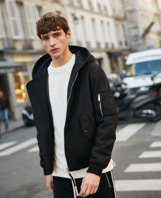 Adrien Sahores for The Kooples New Collection SS1913