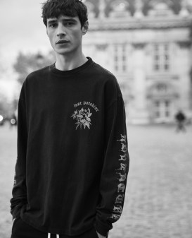 Adrien Sahores for The Kooples New Collection SS199