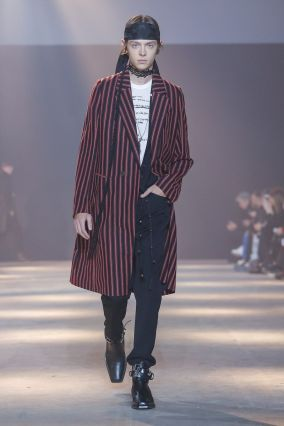 Ann Demeulemeester Menswear Fall Winter 2019 Paris13