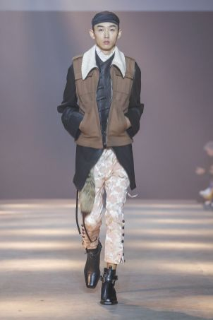 Ann Demeulemeester Menswear Fall Winter 2019 Paris21