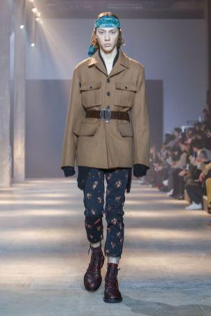 Ann Demeulemeester Menswear Fall Winter 2019 Paris27