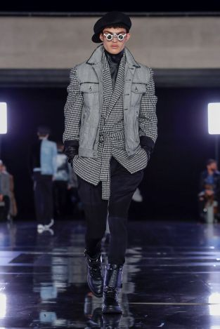 Balmain Homme Menswear Fall Winter 2019 Paris17