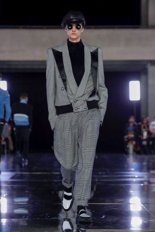 Balmain Homme Menswear Fall Winter 2019 Paris22