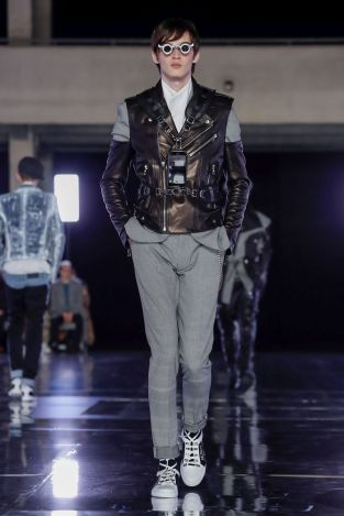 Balmain Homme Menswear Fall Winter 2019 Paris27