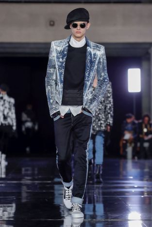 Balmain Homme Menswear Fall Winter 2019 Paris31