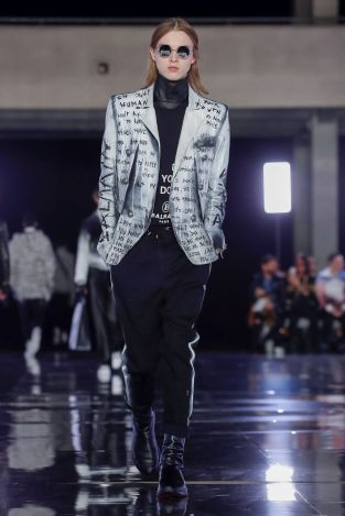 Balmain Homme Menswear Fall Winter 2019 Paris32