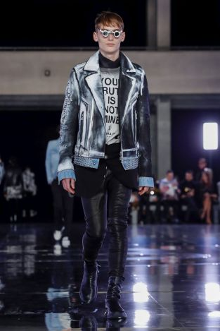 Balmain Homme Menswear Fall Winter 2019 Paris33
