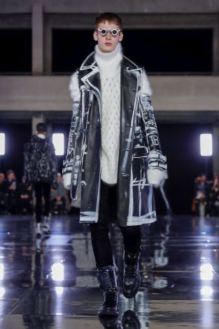 Balmain Homme Menswear Fall Winter 2019 Paris39
