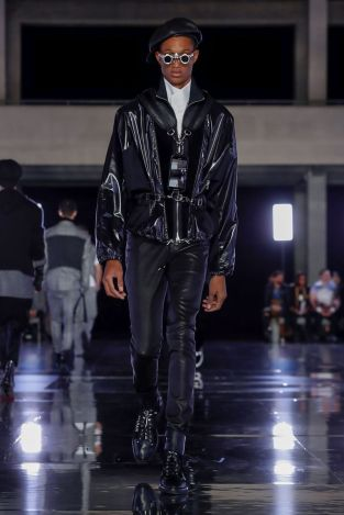 Balmain Homme Menswear Fall Winter 2019 Paris51