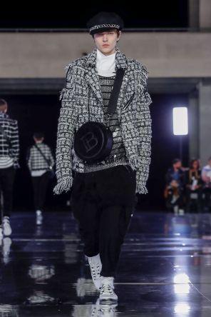 Balmain Homme Menswear Fall Winter 2019 Paris6