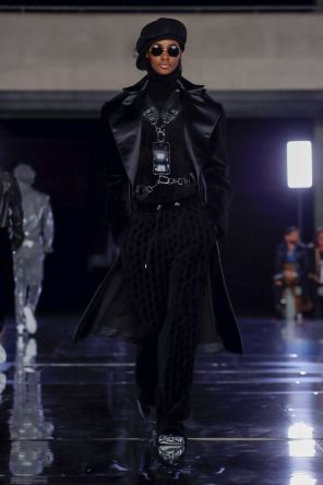 Balmain Homme Menswear Fall Winter 2019 Paris62