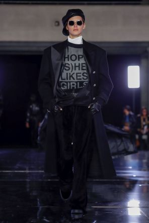 Balmain Homme Menswear Fall Winter 2019 Paris64
