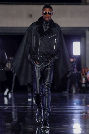 Balmain Homme Menswear Fall Winter 2019 Paris65