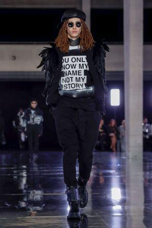 Balmain Homme Menswear Fall Winter 2019 Paris70