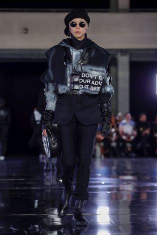 Balmain Homme Menswear Fall Winter 2019 Paris71