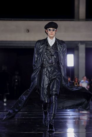 Balmain Homme Menswear Fall Winter 2019 Paris72