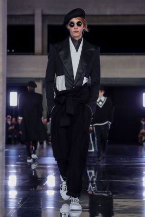 Balmain Homme Menswear Fall Winter 2019 Paris75