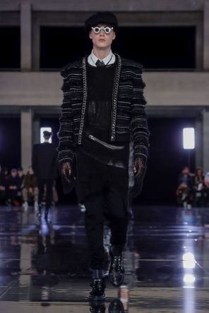 Balmain Homme Menswear Fall Winter 2019 Paris79