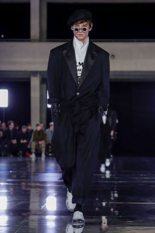 Balmain Homme Menswear Fall Winter 2019 Paris83