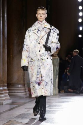 Berluti Menswear Fall Winter 2019 Paris11