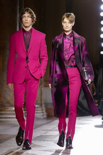 Berluti Menswear Fall Winter 2019 Paris50