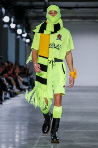 Bobby Abley Fall Winter 2019 London16