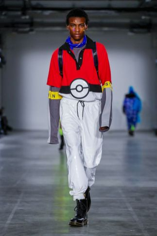 Bobby Abley Fall Winter 2019 London25