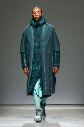Boris Bidjan Saberi Menswear Fall Winter 2019 Paris11