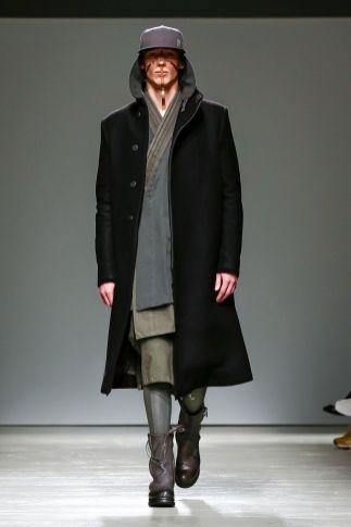 Boris Bidjan Saberi Menswear Fall Winter 2019 Paris21