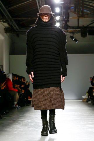 Boris Bidjan Saberi Menswear Fall Winter 2019 Paris22