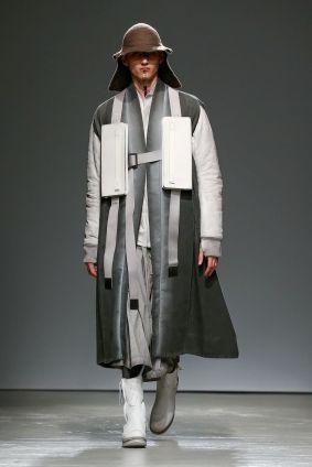 Boris Bidjan Saberi Menswear Fall Winter 2019 Paris3